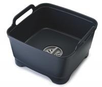 Wash&Drain Waschbehälter grau