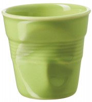 Espresso Knitterbecher 8 cl, Verveine (hellgrün)