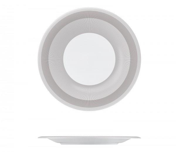 Fluen Frühstücksteller ø22cm Fine lines