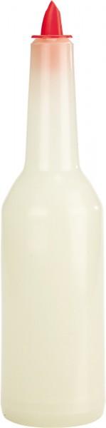 Flair Bottle transparent 0.75lt