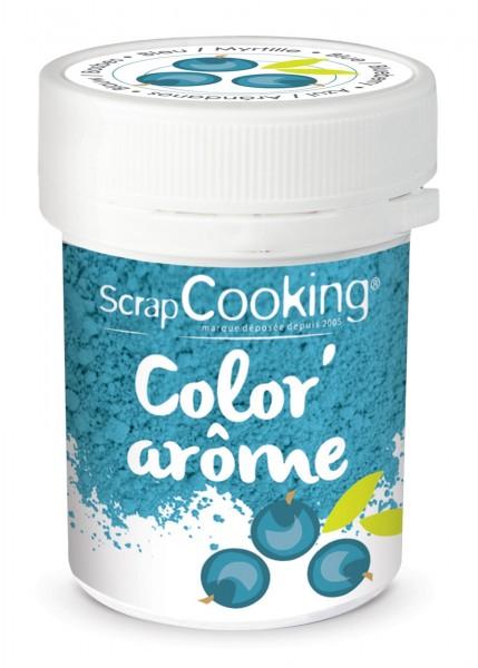 Farbpulver Heidelbeere 10 g ( VKE 1x Dose )