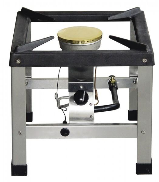 Gas-Hockerkocher 40x40x39 cm