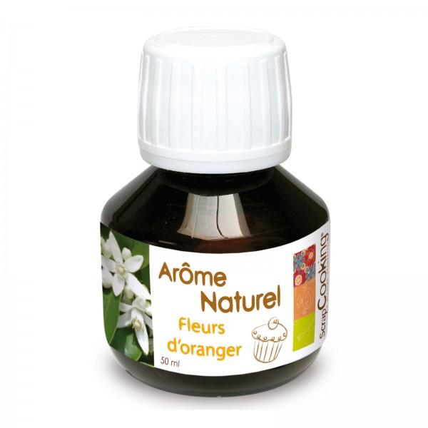 Natürliches Aroma Orangenblüte 50 ml