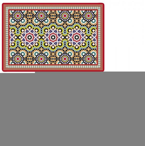 """Art Around the World """"Arabian"""" Tischset doppelseitig 45x30 c"""