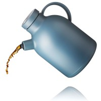 1x Thermoskanne Kettle mit 2 Bechern