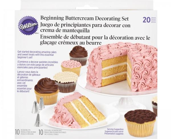 Dekorierset Cake 20 tlg.
