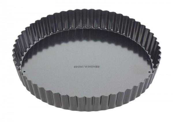Wähenform, Ø 23 cm, H: 3.5 cm, Antihaft