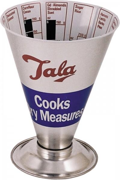 Cooks Messbecher, weiss/dunkelblau