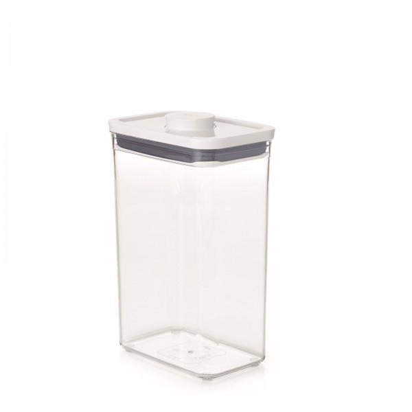 POP 2.0 Behälter rechteckig, 16x10.5x24 cm, 2.6 l