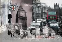 London Tischset 45x30 cm