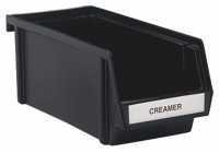 Besteckbox schwarz 28cm