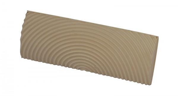 Dekorierkamm Holzmuster L: 10cm
