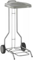 Abfallsackhalter mit Deckel 450x535 mm