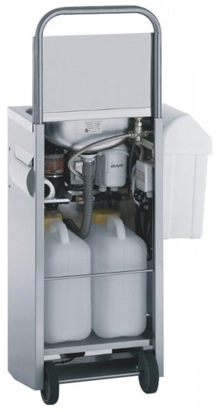 Händewaschbecken autonom mit Heizung 415x345x1200 mm