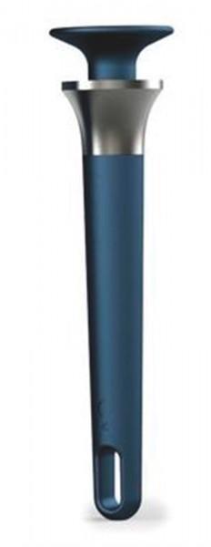 BarWise magnetischer Flaschenöffner, blau, Ø3x12.1 cm