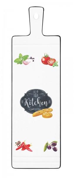 Kitchen Basics Schneidebrett, 40x12 cm