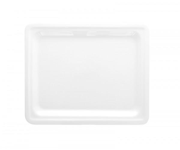 Buffet GN-Schalen Porzellan 1/2 325x265mm h:25mm