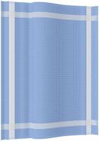 Waffeltuch hellblau