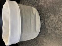 Stelton Brotsack (Brottasche) Large khaki/weiss lime