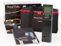 Sous Vide Professional CHEF mit Transportbox+Kochbuch EN