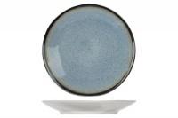 Fez Blue Teller, Ø 13.5 cm