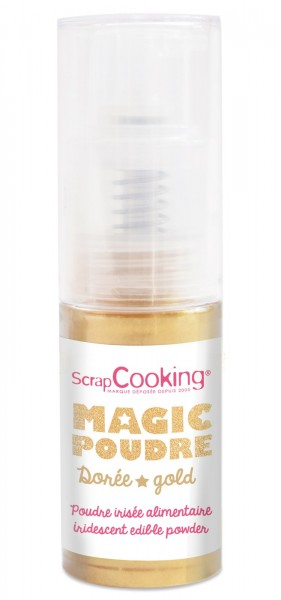 Magic Pulverspray, gold, 7g