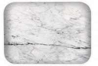Osmos Tablett Marmor Optik/weiss 40×30×1.1 cm