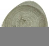 Stonecast Patina grün Triangel Teller flach 19.2cm