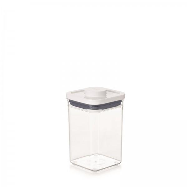 POP 2.0 Behälter klein quadratisch,10.6x10.6x16 cm, 1 l