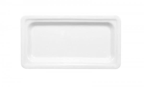 Buffet GN-Schalen Porzellan 1/3 325x176mm h:65mm