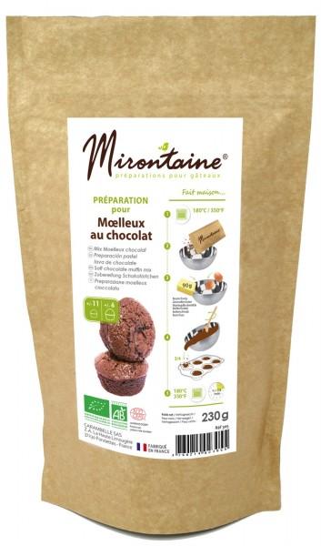 BIO Schoko Muffins Backmischung, 230 g