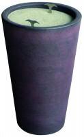 Aussen-Aschenbecher Farbe: Wenge 55cm