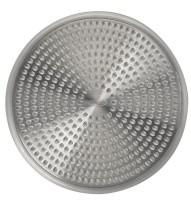 Edelstahlsieb für Duschabflüsse 12cm