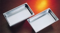GN-Behälter gelocht  1/3 40mm