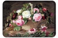 Old England Roses Tablett 30x21.5 cm
