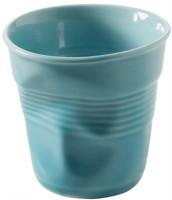 Cappuccino Knitterbecher 18 cl, Karibik Blau