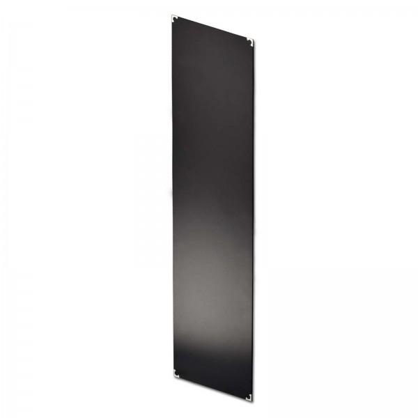 PVC Tafel 40x150cm schwarz