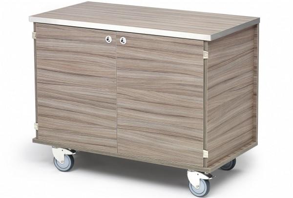 Buffet Italo Wagen 115x59cm H: 89cm, Rosenholz