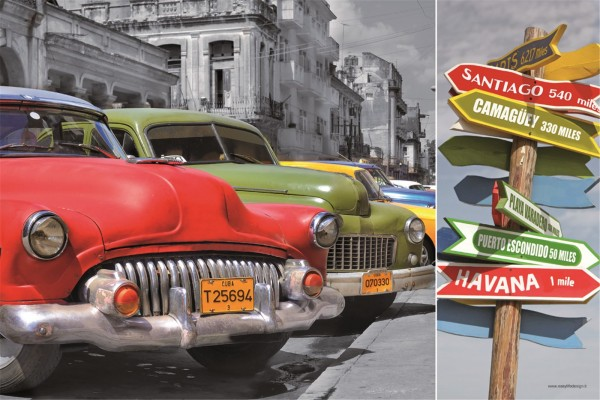 Havanna Tischset 45x30 cm