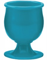 Klassik Eierbecher (einzeln) aqua blau, Ø 5 x 6.5cm