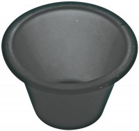 Backform 6er Set Muffin schwarz Ø7.5x6cm