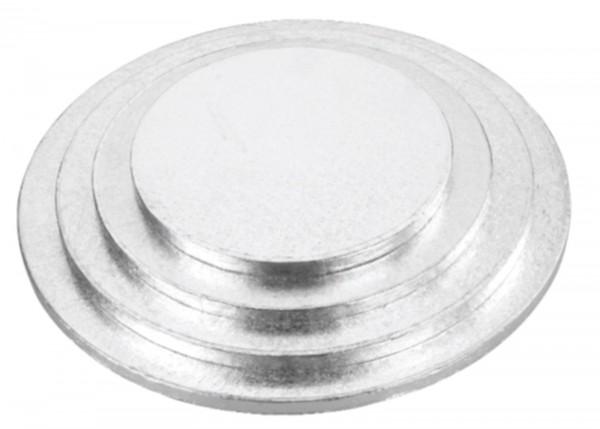 Tortenuntersetzer rund, Ø 25.4 cm, H: 1.2 cm