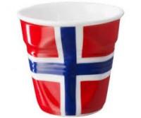 Espresso Knitterbecher 8 cl, Norwegen