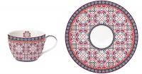 Alhambra Kaffeetasse m. Untertasse 240 ml