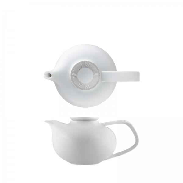 Fluen Teekanne mit Teesieb 0.60 lt. Fine lines