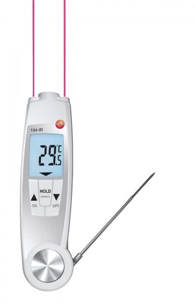 Einstech-Infrarot-Thermometer 104-IR
