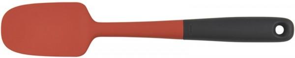Silikon Teigschaber, rot