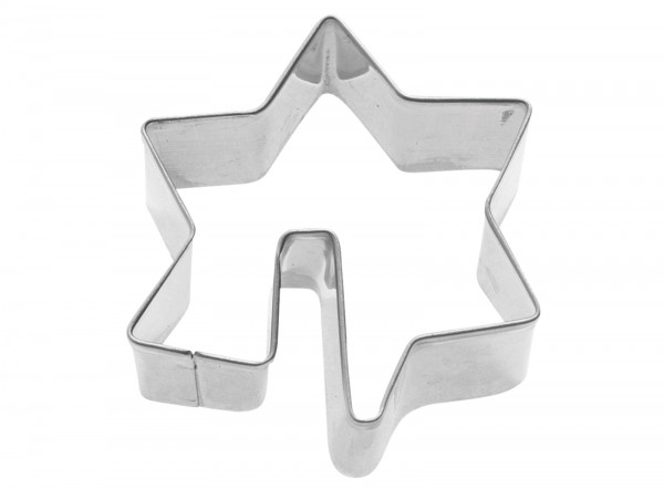 "Tassenkeks-Ausstechform ""Stern"", 5 cm"