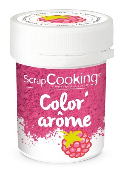 Farbpulver Himbeere 10 g ( VKE 1x Dose )