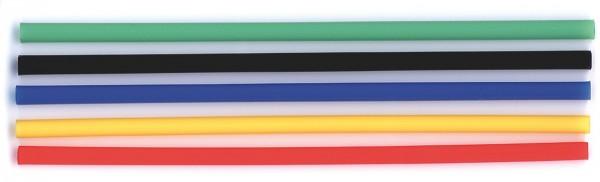 Jumbo-Trinkhalme schwarz 0.8x20cm, Beutel à 200Stk
